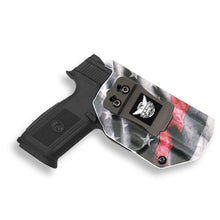 FN FNS-9 KYDEX IWB Concealed Carry Holster