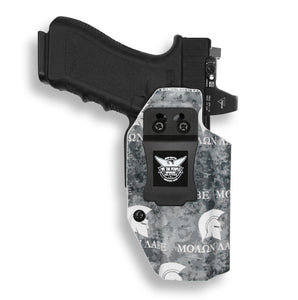 Glock 17 22 31 MOS RDS Red Dot Optic Cut IWB Holster