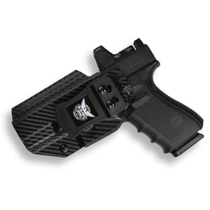 Glock 45 MOS RDS Red Dot Optic Cut IWB Holster