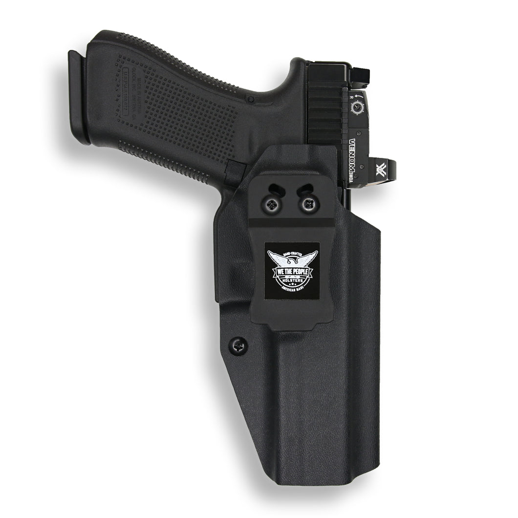 Glock 34 35 MOS RDS Red Dot Optic Cut IWB Holster