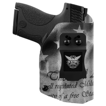 Smith & Wesson M&P / M2.0 9/40 with Manual Safety Pro RDS Red Dot Optic Cut IWB Holster