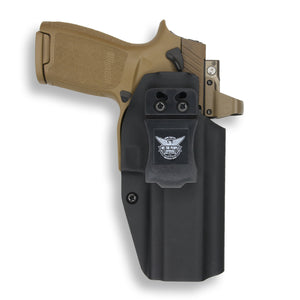 Sig Sauer P320 Full Size with Manual Safety RDS IWB Holster