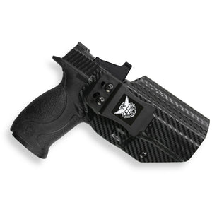 "Smith & Wesson M&P / M2.0 4.25"" / M2.0 4"" Compact 9/40 Pro RDS Red Dot Optic Cut IWB Holster"