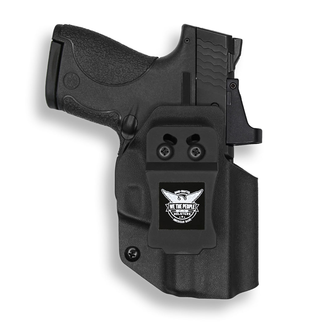 Smith & Wesson M&P Shield / M2.0 9mm/.40 Pro RDS Red Dot Optic Cut IWB Holster