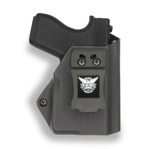 Glock 42 with Streamlight TLR-6 Light/Laser IWB KYDEX  Concealed Carry Holster