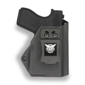Glock 42 with Streamlight TLR-6 Light/Laser IWB Holster