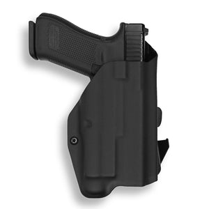 Glock 17 22 31 with Streamlight TLR-1/1S/HL Light OWB KYDEX Concealed Carry Holster