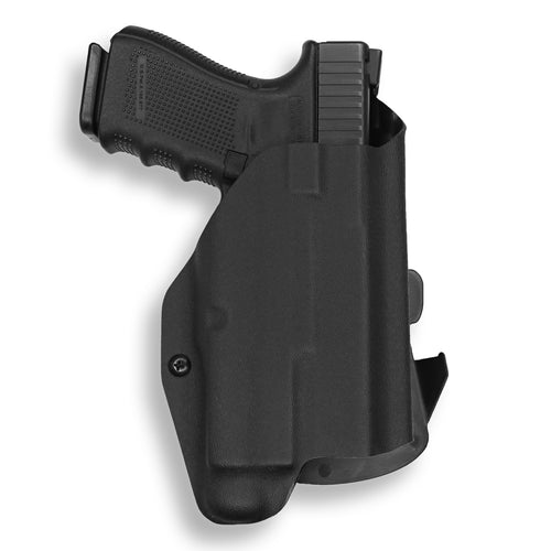 Glock 23 with Streamlight TLR-1/1S/HL Light OWB Holster