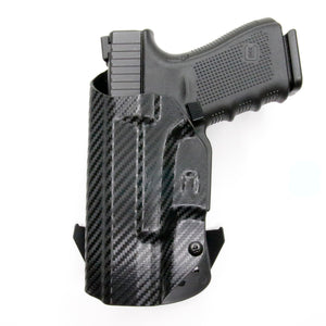 Glock 19/19X with Streamlight TLR-7 Light OWB Holster
