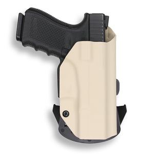 "Sig Sauer 1911 3.3"" No Rail Only 45ACP OWB Holster"