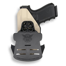 "Springfield XDm 3.8"" Compact 9MM/.40SW/.45 OWB Concealed Carry Kydex Holster"