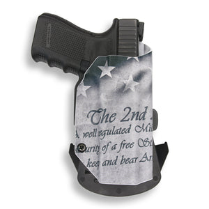 Taurus PT709 Slim 9MM OWB KYDEX Concealed Carry Holster