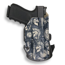 Glock 45 MOS RDS Red Dot Optic Cut OWB Holster