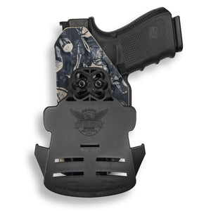 "Colt 1911 5"" Government With Rail Only OWB Holster"