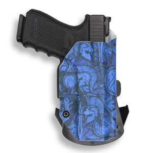 "Colt 1911 3.25"" Defender No Rail Only OWB Holster"