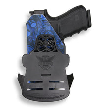 "Smith & Wesson M&P 9C/40C / M2.0 3.5""/3.6"" Compact Pro RDS Red Dot Optic Cut OWB Holster"