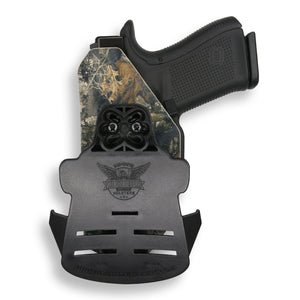 Smith & Wesson M&P Shield / M2.0 9mm/.40 with Streamlight TLR-6 Light/Laser OWB Holster