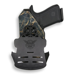Glock 23 MOS RDS Red Dot Optic Cut OWB Holster