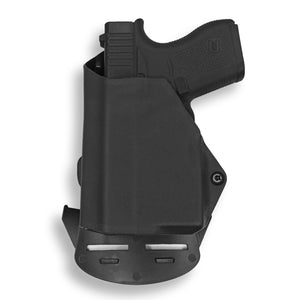 Glock 43/43X with Streamlight TLR-6 Light/Laser OWB Holster