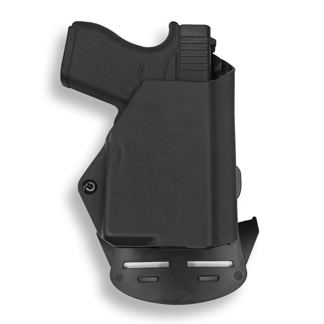 Glock 43/43X G43/43X with Streamlight TLR-6 Light/Laser OWB KYDEX Concealed Carry Holster