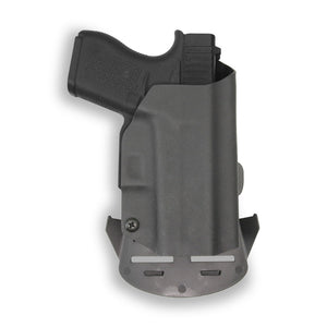 Glock 43 G43 OWB KYDEX Concealed Carry Holster