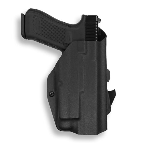 Glock 34 35 Gen 3-4-5 with Streamlight TLR-1/1S/HL Light OWB KYDEX Concealed Carry Holster