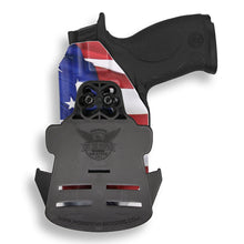 "Smith & Wesson M&P / M2.0 4.25"" / M2.0 4"" Compact 9/40 Manual Safety OWB KYDEX Concealed Carry Holster"
