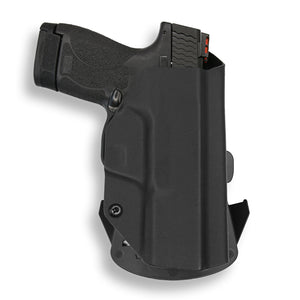 "Smith & Wesson M&P Shield / M2.0 4"" 9mm/.40 OWB Holster"