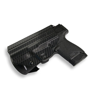 "Smith & Wesson M&P Shield / M2.0 4"" 9mm/.40 Kydex Concealed Carry Holster OWB"