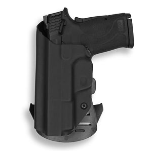 Smith & Wesson M&P 9 Shield EZ OWB KYDEX Concealed Carry Holster