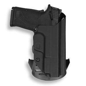 Smith & Wesson M&P 9 Shield EZ OWB Holster