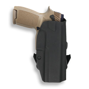 Sig Sauer P320 Full Size with Manual Safety OWB Holster