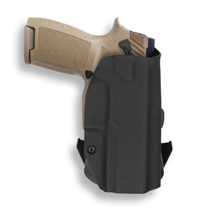 Sig Sauer P320C with Manual Safety OWB Holster
