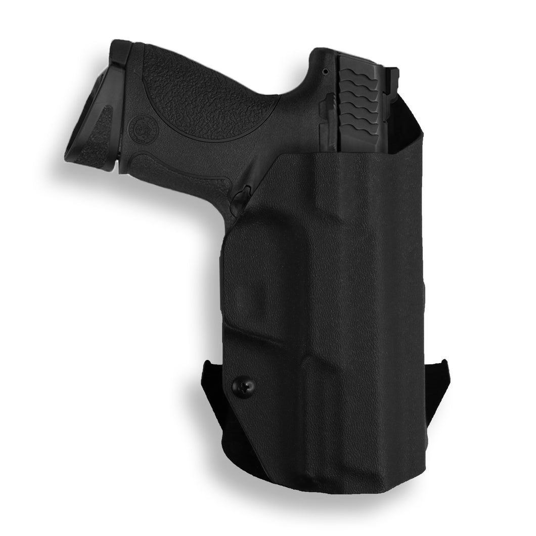 Smith & Wesson M&P 45C Compact Manual Safety OWB Holster