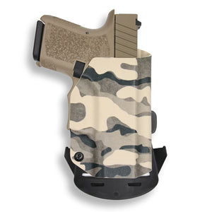 Polymer80 P80 Glock 26 27 33 3.43in KYDEX OWB Concealed Carry Holster