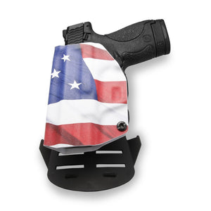 Ruger Security-9 OWB KYDEX Holster Outside the Waistband concealed carry holster