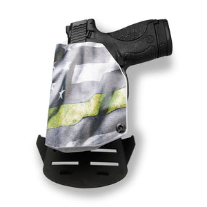 Glock 17 22 31 OWB Kydex Concealed Carry Holster