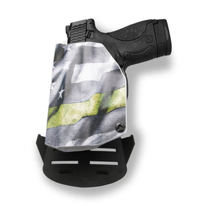 Hudson H9 KYDEX OWB Concealed Carry Holster