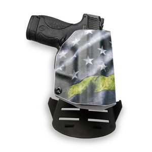 Smith & Wesson M&P Shield / M1.0 M2.0 9mm/.40 Kydex Concealed Carry Holster OWB