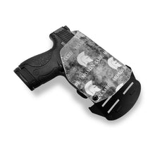 Glock 19 23 32 45 19X Gen 3-4-5 with Streamlight TLR-7 Light OWB Kydex Concealed Carry Holster
