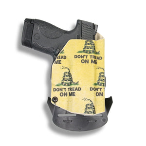Smith & Wesson M&P 380 Shield EZ KYDEX OWB Concealed Carry Holster