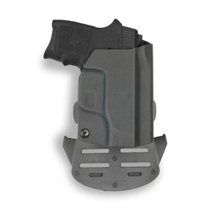 Smith & Wesson M&P Bodyguard 380 OWB Kydex Holster for Concealment