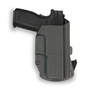 "Springfield XD 4"" Service 9MM/.40SW OWB Holster"
