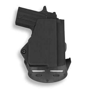 Sig Sauer P238 with Streamlight TLR-6 Light/Laser OWB KYDEX Concealed Carry Holster