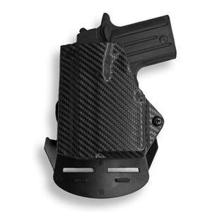 Sig Sauer P238 with Streamlight TLR-6 Light/Laser OWB Holster