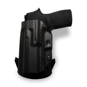 Sig Sauer P320C / P250C Compact/Carry OWB Kydex Concealed Carry Holster
