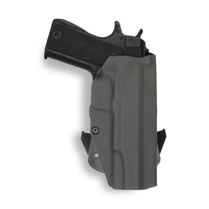 "1911 5"" Government No Rail Only OWB Holster"