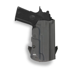 "1911 4"" Commander No Rail Only OWB Holster"