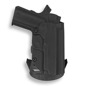 "1911 3.25"" Defender No Rail Only OWB Holster"