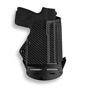 Kahr PM9 9MM with Streamlight TLR-6 Light/Laser OWB KYDEX Concealed Carry Holster